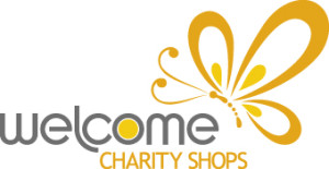 Welcome Charity  Shops logo